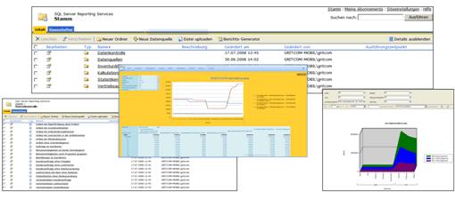 ERP-Screenshots