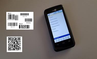 Neu implementiert ist unter anderem die Aktivierung und Rückmeldung von Behältern über QR-Code.