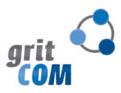 gritcom logo